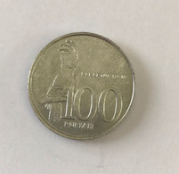 Indonésie - 100 Rupiah 2000 - Indonesia