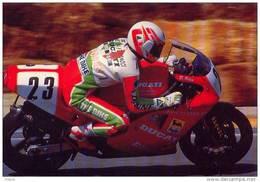 DOUG POLEN.Campione Mondiale Superbike 1991.Ducati 851 Superbike. (01/10/2011) - Sport Moto