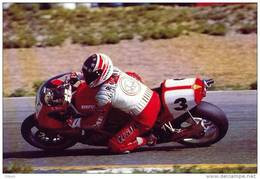 RAYMOND ROCHE .Campione Mondiale Superbike Su Ducati . (01/10/2011) - Sport Moto