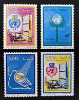 50 ANS DES NATIONS-UNIES 1995 - NEUFS ** - YT 270/73 - MI 67/70 - Eritrea