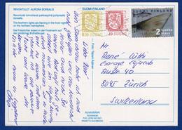 Ansichtskarte In Die Schweiz (aa6097) - Cartas