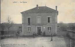 39 - Jura - LENT - La Poste - Postes - Télégraphe Téléphone - - Other Municipalities