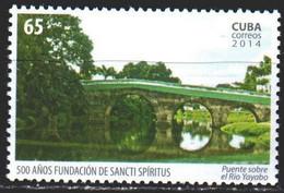 Cuba. 2014. 5827. Historic Bridge. MNH. - Sin Clasificación