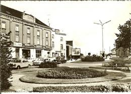"""CP De WAREMME """" Place E. Rongvaux """" - Waremme"""
