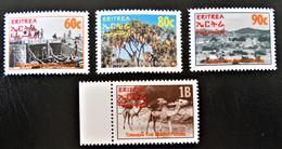 VERS UN AVENIR MEILLEUR 1995 - NEUFS ** - YT 258/61 - MI 59/62 - Eritrea