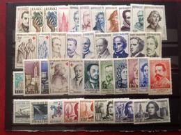 France NEUF * Et ** Collection 115 Timbres Différents Années 50 - Nuovi