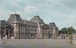 Belgium - Postcard Used 1966 - Bruxelles - The Royal Palace - 2/scans - Monumenten, Gebouwen