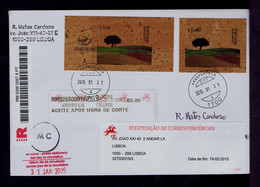Cork AMORIM Logotype+normal (-5x VERY RARE From Those Who Have Learned From The Best Since 1964) PORTUGAL Chine Gc5414 - Trees