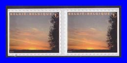 3984+3984a** Timbre De Deuil - Papier TERNE - Nuevos