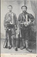 Deux Chefs De Bande Bulgare - Bulgarie