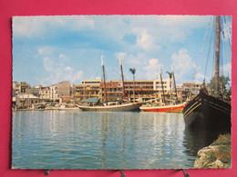 Visuel Très Peu Courant - Guadeloupe - Pointe à Pitre - La Darse - R/verso - Pointe A Pitre