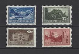 LIECHTENSTEIN.  YT   N° 131/145  Neuf **  1935 - Unused Stamps