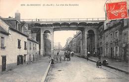 22 - N°74155 - SAINT-BRIEUC - La Rue De Gouëdic - Saint-Brieuc