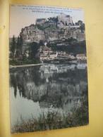 24 8655 CPA 1917 - 24 LES SITES VISITES PAR LE PRESIDENT DE LA REPUBLIQUE LORS DE SON VOYAGE... BEYNAC PRES ST CYPRIEN. - Altri Comuni