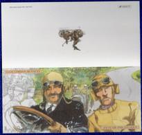 TIMBRE FRANCE NEUF 2005 - Bloc Souvenir N°4 - Coupe Gordon Benett. - Foglietti Commemorativi