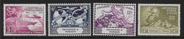 TRINIDAD AND TOBAGO 1949 UPU SET UNMOUNTED MINT Cat £3 - Trinidad Y Tobago