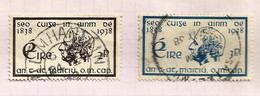 Irlande N°74 Cote 9 Euros (73 Offert) - Usati