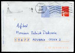 "AFIBEL   Luquet  ""La Poste""     244  /  258487 - Prêts-à-poster:Stamped On Demand & Semi-official Overprinting (1995-...)"