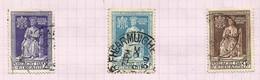 Irlande N°114, 115 Cote 23 Euros (113 Offert) - Usati