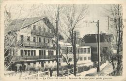 MEGEVE-le Chalet Saint Andrè.maison De Repos Pour Petits Garçons - Megève