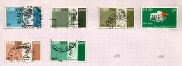 Irlande N°177 à 182 Cote 5.50 Euros - Usati