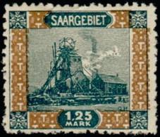 SARRE -  Tête De Puits De Mine - Ongebruikt