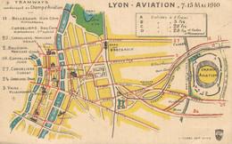 H2103 - LYON - AVIATION - 7/15 MAI 1910 - Other