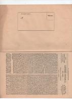 Gazette Des Absents - 1870 Beleg Van Parijs