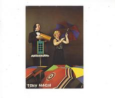 THEME CIRQUE  TONY MAGIA     ***  RARE  A   SAISIR  **** - Circo