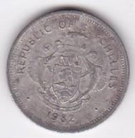 Seychelles 25 Cents 1982 En Cupronickel KM 49 - Seychelles