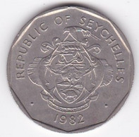Seychelles 5 Rupees 1982 En Cupronickel KM 51.1 - Seychelles