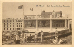 SAINT BRIAC-golf Club Et Hôtel Des Panoramas - Saint-Briac