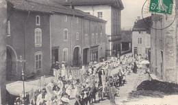 Vosges - Ville-sur-Illon - Rue De L'Eglise - Other Municipalities