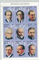 Niels Bohr - Ben Mottelson - Patrick White - Elias Canetti - Theodor Kocher - August Krogh - William Murphy - Northrop - Premio Nobel