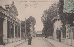 TF - 95 - ENGHIEN LES BAINS - Rue Du Casino - Enghien Les Bains