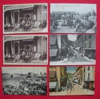 34 Sète Cette Lot De 126 Cpa Et Un Peu De Cpsm Collection à Saisir D'un Ancien  éditeur Divers Franco France En Suivi - Sete (Cette)