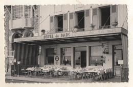 Les  Sables D Olonne   HOTEL DU PARC  La Terrasse  ( Visuel Très Rare ) - Sables D'Olonne