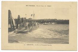 29-KERHUON- Le Bac De Plougastel-Daoulas... 1918  Animé - Autres Communes