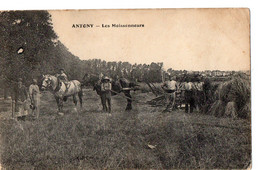 ANTONY  -  Les Moissonneurs - Antony