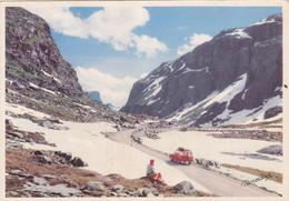 QM - Norge: Dyrskar, On The Haukelifjell Mountain. The Route Telemark - Hardanger Fjord  (neuf) - Norway