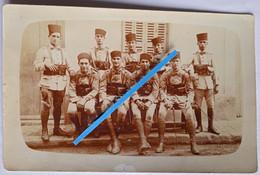 1918 1920 Coeuvres Alger 9 Eme Régiment De Zouaves Tranchée Poilu Photo Ww1 - War, Military