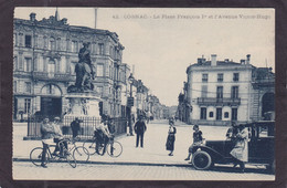 16  COGNAC  Place François 1er - Cognac