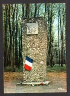 MORTEMER (27 Eure)Monument En Mémoire Des Membres Des Eaux Et Forêts Et De L'ORA Pour La Liberté 1944(guerre, Militaria) - Other Municipalities