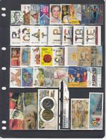 2017 Spain Year Collection 37 Different Stamps & 15 Souvenir Sheets + 1 Booklet MNH Face Value €105.05 - Ganze Jahrgänge