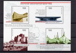 1997  B.R.D  Mi  N° BL 37  **  MNH -  NEUF -  POSTFRISCH - Blocks & Sheetlets