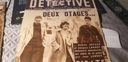 DETEC 49/ DIEPPE PIRATE /VALERY RADOT/REMIREMONT BANDIT/LEGION ETRANGERE - 1900 - 1949