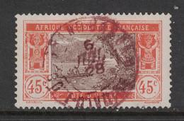 Cote D'Ivoire - Ivory Coast - Yvert 52 Oblitéré GRAND BASSAM  En  BRUN-VIOLET - Scott#60 - Usados