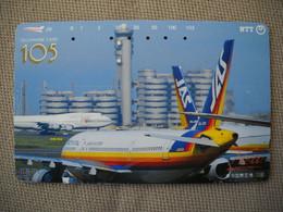 6897 Télécarte Collection  AVION AIRBUS ( SAS ??)    (scans Recto Verso)  Carte Téléphonique - Aerei