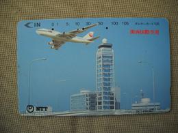 6899 Télécarte Collection  AVION Tour De Contrôle Aéroport     (scans Recto Verso)  Carte Téléphonique - Aerei