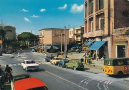POZZUOLI-NAPOLI-ARCO FELICE-AUTO CAR VOITURES-CARTOLINA VERA FOTOGRAFIA VIAGGIATA IL 3-12-1973 - Pozzuoli